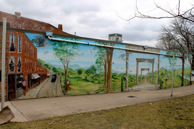 How Murals Give A Glimpse Into the Past